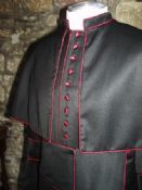 Cassock Piping